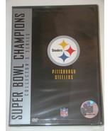 SUPER BOWL CHAMPIONS - COLLECTOR'S SERIES - PITTSBURGH STEELERS (Dvd) (S... - $20.00