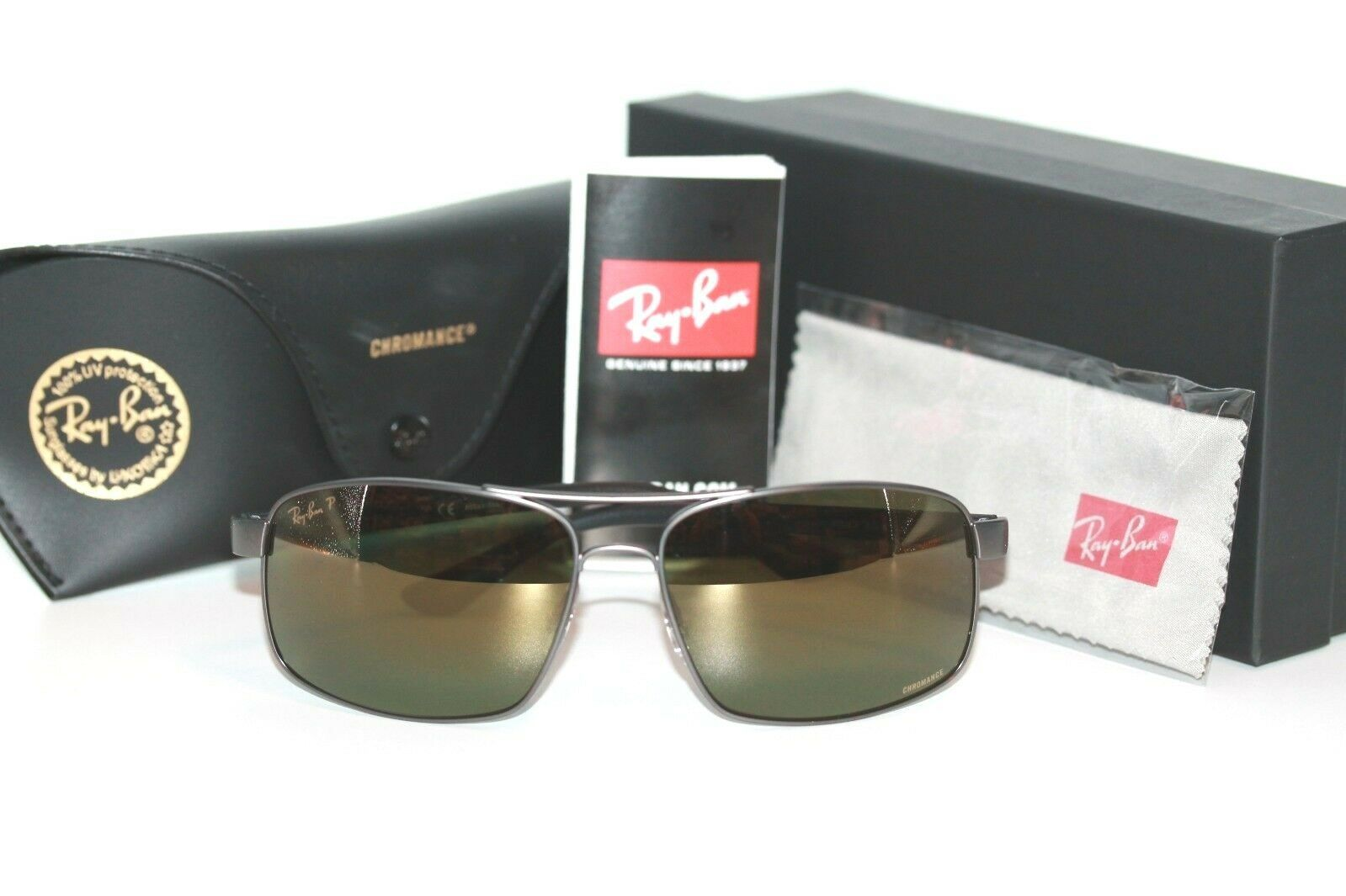 23b33f5f80 Ray Ban Chromance POLARIZED Sunglasses and 50 similar items