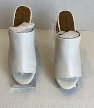 Aerosoles Women's Slide Heeled Rest Comfort Sandals, Bone 101, US Size 6M - $34.65