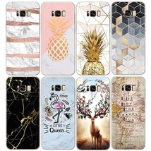 Pineapple Cover For Samsung Galaxy A30 A50 J2 J7 Prime S6 S7 Edge S8 S9 Plus A3  - $9.98
