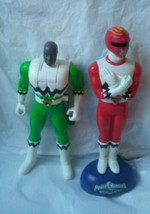 Power Ranger and man with 2 heads - $9.89