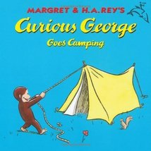 Margret & H.A. Rey's Curious George Goes Camping [Paperback] - $14.80