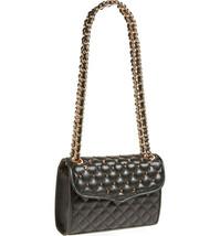 Rebecca Minkoff Mini Quilted Affair Studs Shoulder Bag Crossbody ~NWT~ B... - $127.71