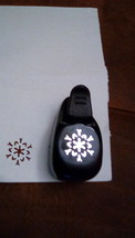Stampin Up Snowflake Punch slightly used - $22.00