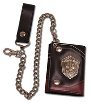 Full Metal Panic! Mithril Crest Wallet with Chain *NEW* - $59.99
