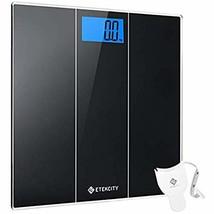 Etekcity Digital Body Weight Bathroom Scale with Step-On Technology, 400... - $41.95