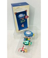 2005 Kris and the Kringles #5 Hallmark Christmas Tree Ornament Box w Pri... - $19.31