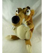 "Ice Age Squat Squirrel Plush 2016 Toy Factory 10"" - $8.31"