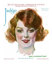 Judge Magazine Prints: You Make Me So Happy - Montgomery Flagg -  Nov 8 ... - $12.82+