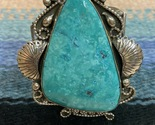 Lone Mountain Turquoise Collector's Bracelet (3455) - $420.00