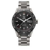 Tag Heuer Men's SAR8A80.BF0605 Connected Smartwatch Android IOS Titanium... - $3,182.08