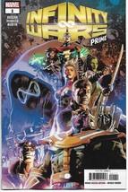 Infinity Wars Prime 1 (Marvel 2018) - $3.00