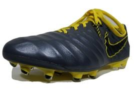 Nike Tiempo Legend 7 Elite Soccer Cleats Size 6.5 Men's Gray Womens 8 AH... - $89.99
