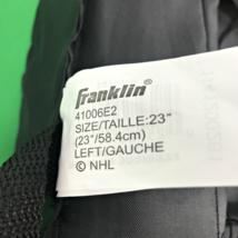 "Franklin Sports NHL GP 120 Junior Goalie Pads 23"" / 58.4 cm - Left Leg P... - $10.21"