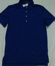 New Mens Ralph Lauren RLX Striped Performance Short Sleeve Shirt Size M ... - $45.00