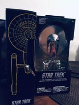 Pizza Cutter Star Trek Enterprise - Stainless Steel Blade - Black Mirror... - €16,39 EUR