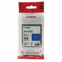 Canon 0896B001AA PFI-102C, Cyan Ink Tank Cartridge for IPF500 IPF600 IPF700 - $86.08