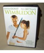Kirsten Dunst  WIMBLEDON  DVD - $4.95