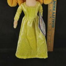 "Disney Jr Sofia The First Princess Amber Plush Doll Glitter Dress 13"" Sophia image 3"