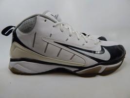 Nike Air Speed Zestörer Größe 12.5 M (D) Eu 47 Herren Turf Fußball Stollen Weiß - $29.52