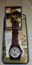 LIFE Jackie Robinson Legends of Baseball Collectors Series Watch - $24.74