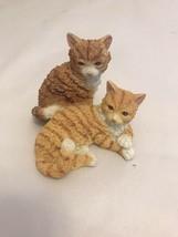 "Vintage Cats Figurine 3"" / One Piece - £7.62 GBP"