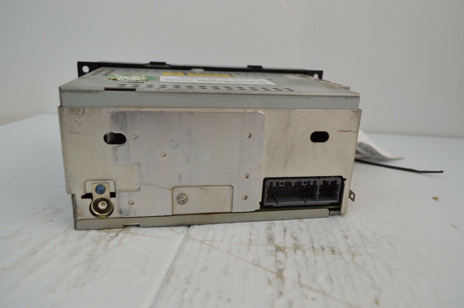 2004-2010 Chrysler Dodge Jeep Radio Cd MP3 AUX IPOD TESTED P05091710AG N49#019 image 5