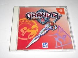 DC Grandia II Normal Edition (with obi) Sega Dreamcast Game JP Soft - $52.37