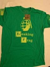 Freaking Frag Grunt Style T-Shirt New NWT XL  - $18.99