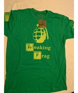 Freaking Frag Grunt Style T-Shirt New NWT XL  - $18.99