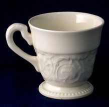 Wedgwood Etruria Patrician Embossed Demitasse Cup Old - $5.00