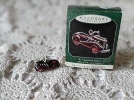 Hallmark Keepsake 1937 Steelcraft Auburn Kiddie Car Luxury Edition Ornament - $6.78