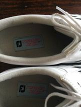 FOOTJOY Womens Golf Shoes - FJ Summer Series Medium White Style 98810 SIZE 7.5 image 8