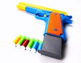Nerf Toy Gun Pistol Classic Kids Sniper Strike Dart Guns With Soft Bullets - $8.42+
