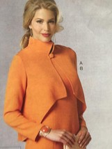 Vogue Sewing Pattern Tom and Linda Platt 1435 Misses Jacket Dress Size 1... - $23.85