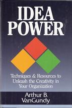 Idea Power Techniques & Resources to Unleash the Creativity  - $8.00