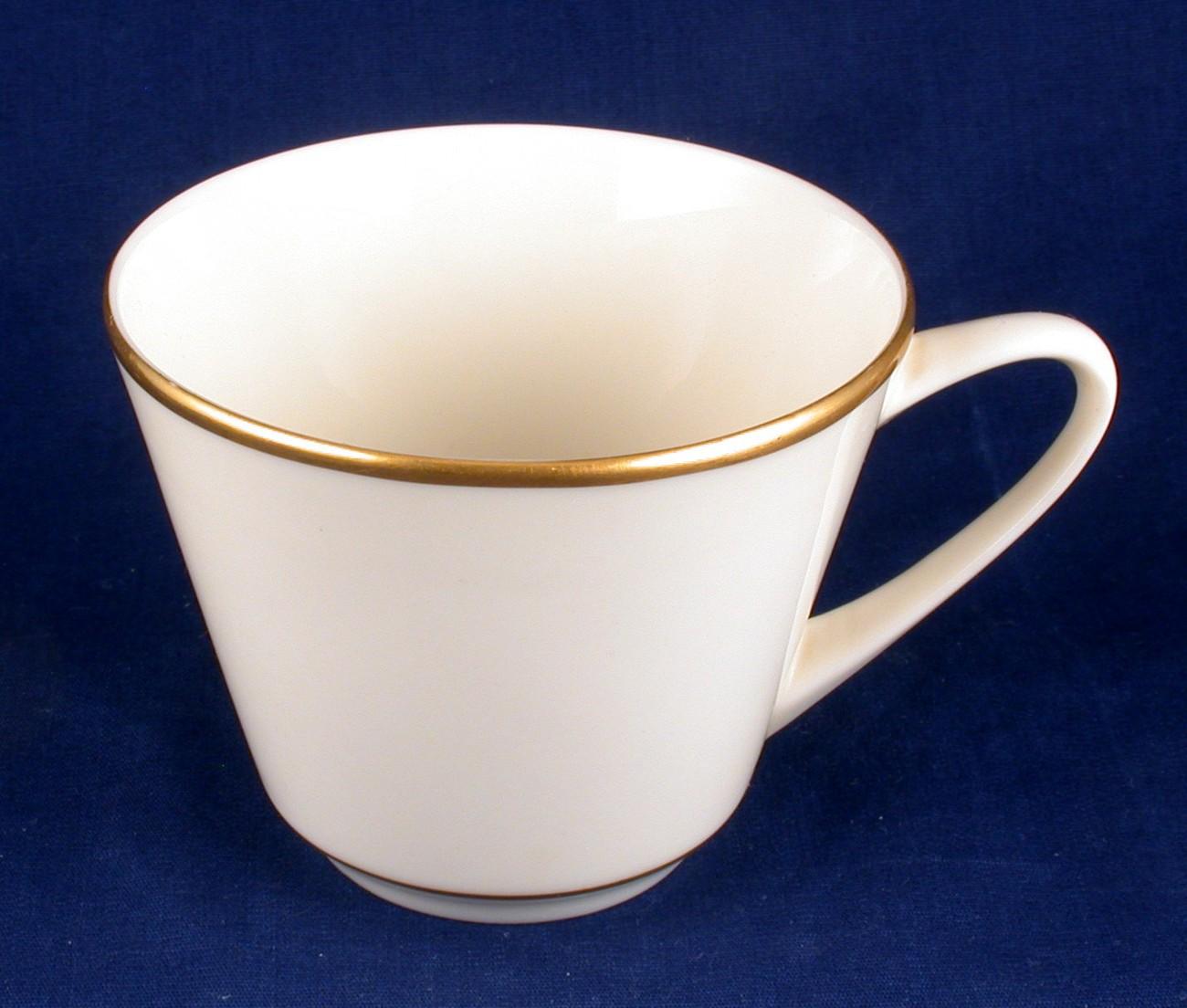 Lenox reverie cup gold