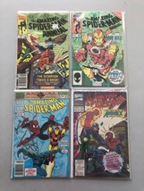 Lot of 4 Amazing Spider-Man (1963 1st Series) Annual #18 20 25 27 VF Ver... - $21.78
