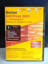 Norton AntiVirus DVD 2009 New Portugal edition w/ product Key Windows Vi... - $30.00