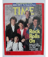 Magazine Time September 4 1989 Rolling Stones Cocaine 50th Anniversary WW2 - $39.99