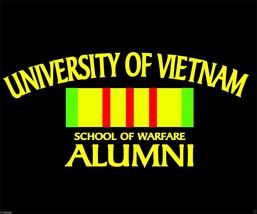 Vietnam veteran era t shirt Vietnam military war heavy weight new clothing - $14.85