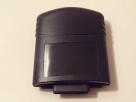 XBOX  MEMORY UNIT  NO.  X08-25319   BLACK COLORED  VIDEO GAME CONSOLE UNIT  - $9.99