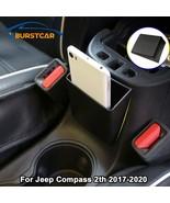 Xburstcar for Jeep Compass 2017 2018 2019 2020 Accessories  ABS Car Armr... - $18.08