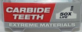 Milwaukee 49560744 Carbide Teeth Hole Dozer 4 One Quater Inches image 3