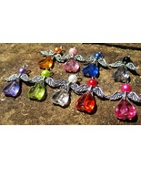 Haunted Angels of the Rainbow Rays and 7 spell charm FREE WITH PURCHASE - Freebie