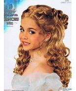 Happily Ever After Princess Long Blonde Child Wig by Forum - $19.59
