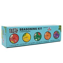 Tasty Seasoning Gift Set by McCormick – 5 Spice Blends - $29.03