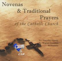 Novenas and Traditional Prayers of the Catholic Church - USB