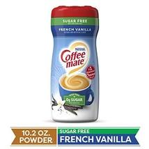 Coffee-Mate Coffee Creamer Sugar Free French Vanilla