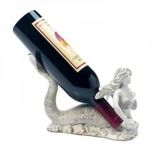 Mermaid Wine Bottle Holder - $634,61 MXN